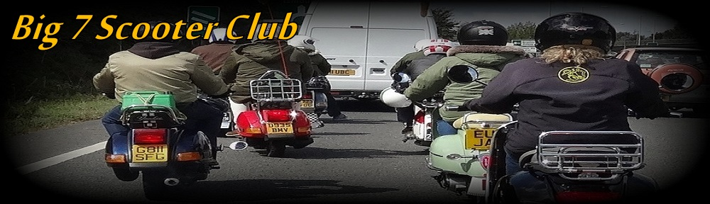 The Big 7 Scooter Club